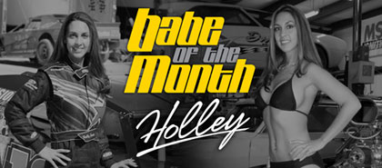 Holley_Babe of the Month