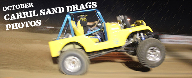 Caril Sand Drags