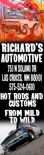 Richard's Automotive Las Cruces, NM