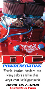 David Chacon Powdercoating