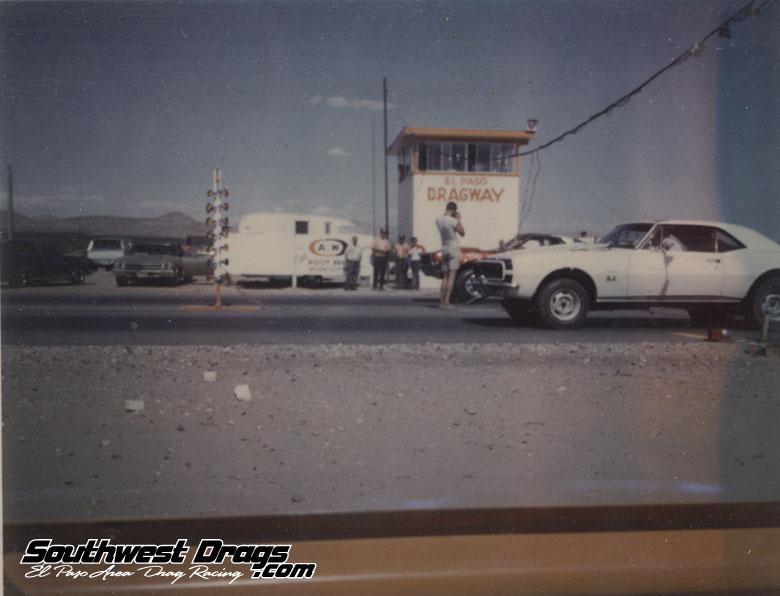 Southwest Drags El Paso TX Area Drag Racing- Joe Ortega Nostalgia Pace ...
