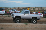 Chevy 4x4 sand drag
