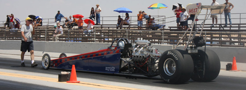 Brittny Blakely - SWSC Dragster