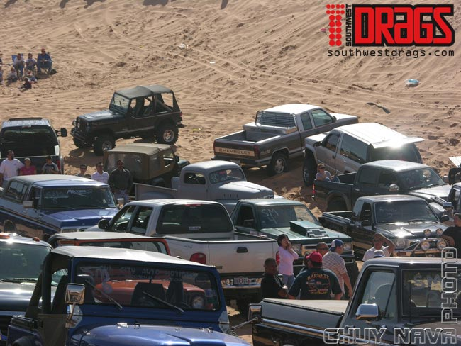 Red Sands Hill Climb organized by Off Road Unlimited Motorsports.