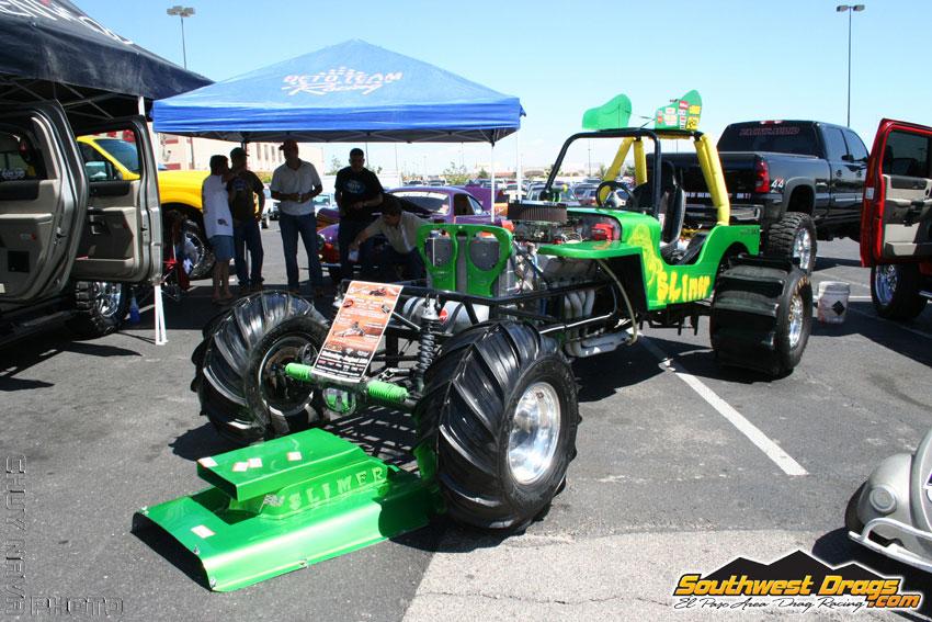 Texas Car Racing August