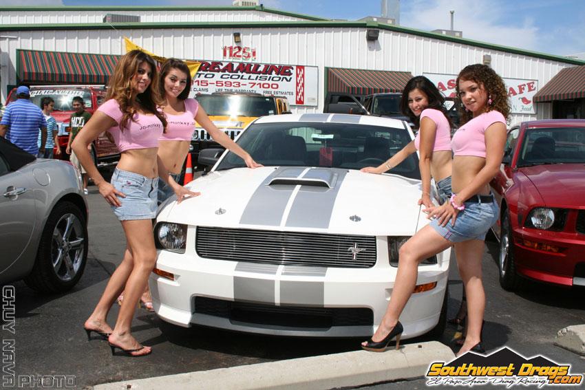 Southwest Drags Pacific Audio Car Show El Paso Texas - Car show el paso