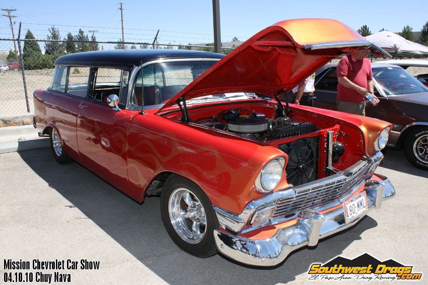 mission chevrolet car show 2010 el paso tx southwest drags