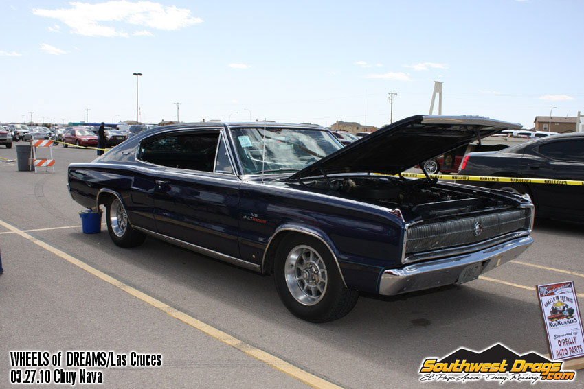 Wheels of Dreams Car Show - Las Cruces, NM
